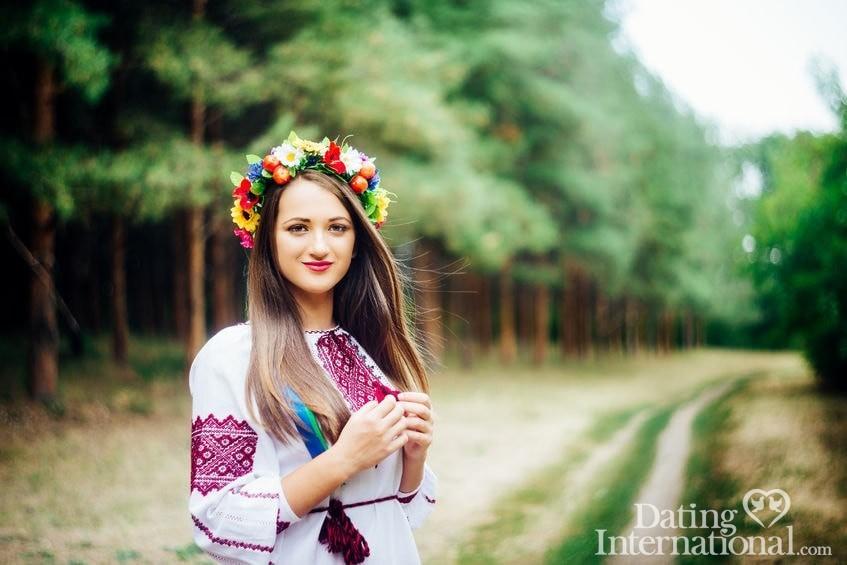 Slavic Woman