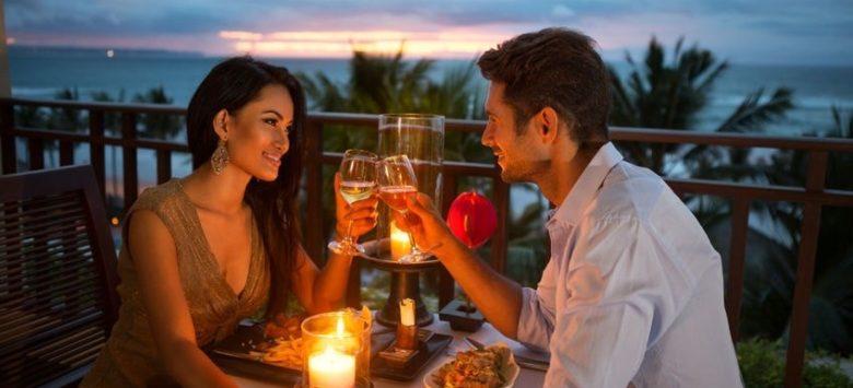 Резултат с изображение за first date dinner