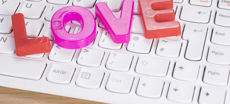 Finding perfect match through dating websites